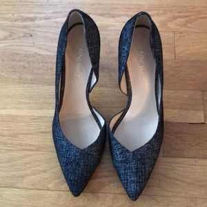 D'ordsay heels.
